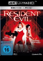 Resident Evil - 4K Ultra HD Blu-ray + Blu-ray (4K Ultra HD)