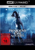 Resident Evil - Apocalypse - 4K Ultra HD Blu-ray + Blu-ray (4K Ultra HD)