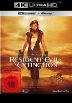 Resident Evil - Extinction - 4K Ultra HD Blu-ray + Blu-ray (4K Ultra HD)