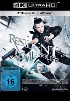 Resident Evil: Afterlife - 4K Ultra HD Blu-ray + Blu-ray (4K Ultra HD)