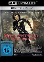 Resident Evil: Retribution - 4K Ultra HD Blu-ray + Blu-ray (4K Ultra HD)