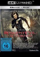 Resident Evil: Retribution - 4K Ultra HD Blu-ray + Blu-ray (4K Ultra HD)