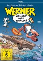 Werner - Gekotzt wird später! (DVD)