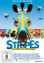 Stripes - Ein Zebra im Rennstall (DVD)
