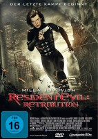 Resident Evil: Retribution (DVD)