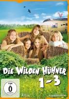 Die Wilden Hühner 1-3 (DVD)
