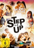 Step Up 1-5 (DVD)