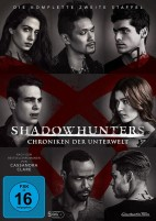 Shadowhunters - Chroniken der Unterwelt - Staffel 02 (DVD)
