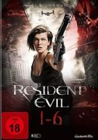 Resident Evil 1-6 (DVD)