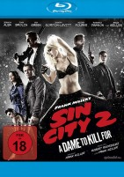 Sin City 2 - A Dame to Kill For (Blu-ray)