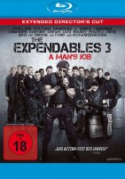 The Expendables 3 - A Man's Job - Extended Director's Cut (Blu-ray)