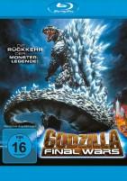 Godzilla - Final Wars (Blu-ray)
