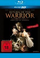 Return Of The Warrior - Blu-ray 3D (Blu-ray)