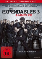 The Expendables 3 - A Man's Job - Extended Director's Cut (DVD)