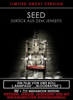 Seed - Limited Black Book Edition (Blu-ray)