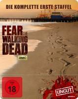Fear the Walking Dead - Staffel 01 / Steelbook (Blu-ray)