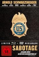 Sabotage - Limited Mediabook (Blu-ray)
