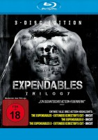 The Expendables - Trilogy (Blu-ray)