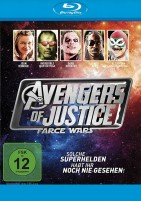 Avengers of Justice - Farce Wars (Blu-ray)