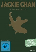 Jackie Chan - Powerman I-III (DVD)