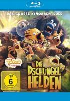 Die Dschungelhelden - Das grosse Kinoabenteuer (Blu-ray)
