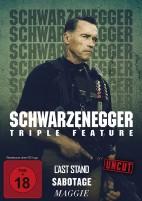 Arnold Schwarzenegger - The Last Stand - Sabotage - Maggie - Triple Feature (DVD)