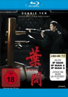 Ip Man 1-3 (Blu-ray)