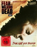Fear the Walking Dead - Staffel 03 / Steelbook (Blu-ray)