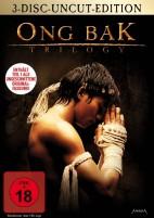 Ong Bak Trilogy - Uncut Edition (DVD)
