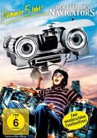 Nummer 5 lebt! & Der Flug des Navigators (DVD)