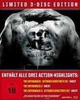 The Expendables - Trilogy Steelbook / 2. Auflage (Blu-ray)