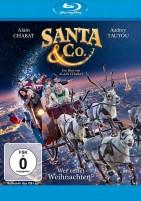 Santa & Co. - Wer rettet Weihnachten? (Blu-ray)