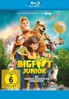 Bigfoot Junior - Ein tierisch verrückter Familientrip (Blu-ray)