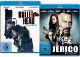 Bullet Head & Das Jerico Projekt - Im Kopf des Killers (Blu-ray)
