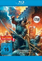 The Great Battle - Inkl. Historienfilm Blood & Flowers (Blu-ray)
