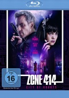 Zone 414 - City of Robots (Blu-ray)