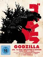 Godzilla - 12-Disc Collection / Digipack (Blu-ray)