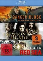 Kriegsfilm-Box (Blu-ray)