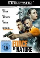 Force of Nature - 4K Ultra HD Blu-ray + Blu-ray (4K Ultra HD)