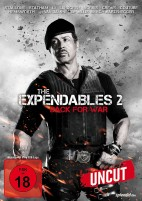 The Expendables 2 - Back For War - Uncut (DVD)
