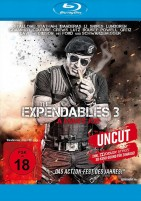 The Expendables 3 - A Man's Job - Uncut (Blu-ray)