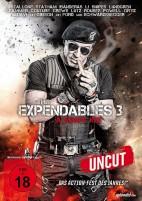 The Expendables 3 - A Man's Job - Uncut (DVD)