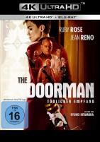 The Doorman - Tödlicher Empfang - 4K Ultra HD Blu-ray + Blu-ray (4K Ultra HD)
