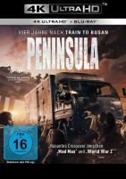 Peninsula - 4K Ultra HD Blu-ray + Blu-ray (4K Ultra HD)
