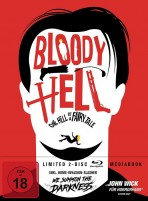 Bloody Hell - One Hell of a Fairy Tale - Limited Mediabook / inkl. Bonusfilm We Summon The Darkness (Blu-ray)
