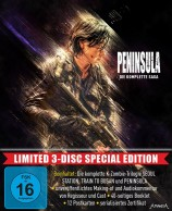 Peninsula - Die komplette Saga / Limited Special Edition (Blu-ray)