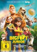 Bigfoot Junior - Ein tierisch verrückter Familientrip (DVD)