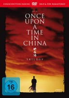 Once Upon A Time In China - Trilogy (DVD)