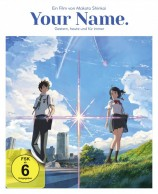 Your Name. - Gestern, heute und für immer - Limited Collector's White Edition (Blu-ray)