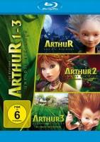 Arthur und die Minimoys 1-3 - 2. Auflage (Blu-ray)
